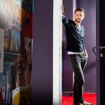 drie jonge regisseurs : Eshref Reybrouck (Marsman)
