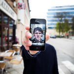 Filip Maertens stelt applicatie voor smartphine voor die volledig gericht is naar je persoonlijkheid