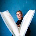 Rudy Van Schoonbeeck van uitgeverij Vrijdag