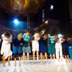 75 jaar gevierd in Basiliek van Edegem met o.a. vrij dans en orgelmuziek