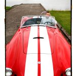 Guy Mulder met z'n Ford Cobra