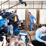 KIESBART : het stemlokaal waar Bart De Wever moet gaan stemmen