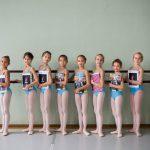 Balletschool Prins Dries : jonge balletdansertjes op internaat