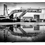 stilstaande economie : Caterpillar